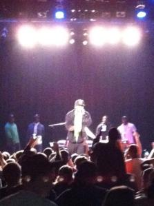 Cam'ron Live in Ithaca, NY - September 2012