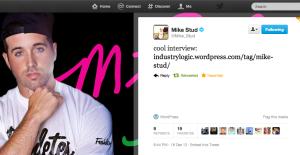 Mike Study Tweet