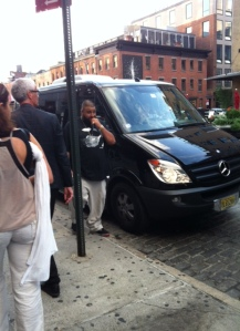 DJ Khaled, Meatpacking District, NYC - July 2012