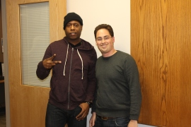 Interview w/ Talib Kweli  February 2013