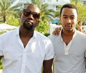 Kanye/John