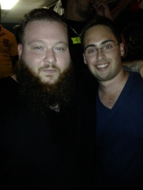 Action Bronson August 2013 (Ft. Lauderdale, FL)