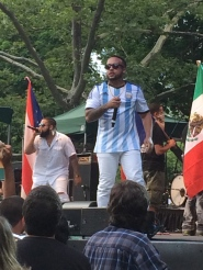 Bodega Bamz, Central Park, July 2014