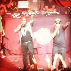 Akon & Jeezy, NYC, Sept. 2014