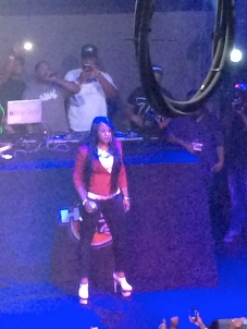 Remy Ma, NYC, Sept. 2014