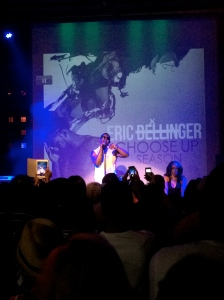 Eric Bellinger, NYC, Sept. 2014
