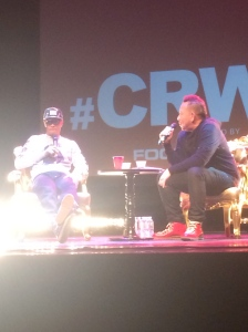 T.I., #CRWN with Elliott Wilson, NYC, Oct. 2014