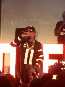 B.o.B., NYC, Nov. 2014
